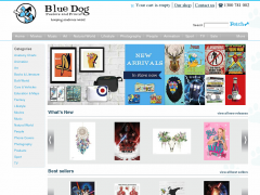 Blue Dog Posters promo code