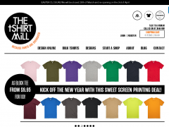 The Tshirt Mill promo code