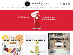 Pressed Juices promo code