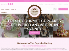 The Cupcake Factory promo code