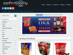 Confectionery World promo code
