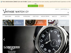 Vintage Watch Co promo code