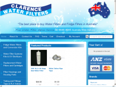 clarencewaterfilters.com.au