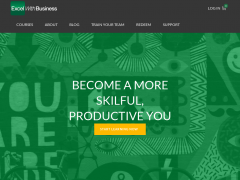 Excel With Business promo code