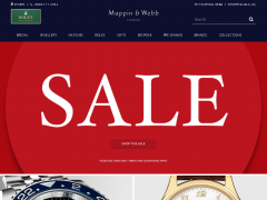 Mappin And Webb promo code