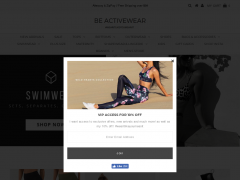 Be Activewear promo code