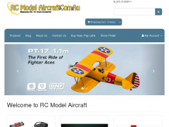 RC Model Aircraft promo code