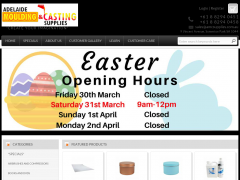 Adelaide Moulding And Casting Supplies promo code